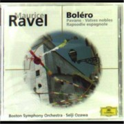 Video Delta Ravel,M. - Bolero/Pavane/Rhap Espagnole/& - CD