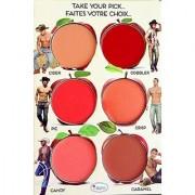 Apples Lip Palette - theBalm makeup kit 1 ADS Kajal FREE