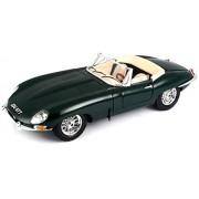 """Bburago 1/18 Collezione Jaguar """"E"""" Cabrio (1961), Green"""
