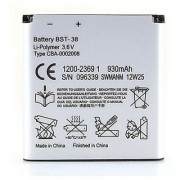 Li Ion Polymer Replacement Battery BST38 for Sony Ericsson Mobile Phones