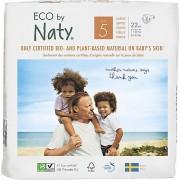 Naty eco luiers maat 5 22 stuks 11-25 kilo
