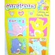Care Bears Giant Coloring and Activity Book ~ Caring Is What Counts