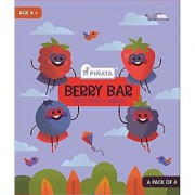 Pinata - 4+ Years - Super Snack - Berry Bar Pack of 4