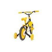 Bicicleta Infantil Mormaii Aro 12 Kids - Preto/amarelo