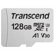 Cartão de Memória MicroSDXC Transcend 300S TS128GUSD300S - 128GB
