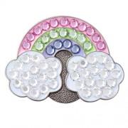 Bonjoc Ladies Rainbow Ball Marker【ゴルフ レディース>ボールマーカー】