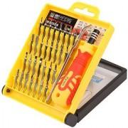 Professional Screwdriver Set Multi Pocket Repair Tool Kit for MobilesLaptopsElectronics