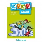 Maxi Loco / Tafels 11-25 - Maxi Loco
