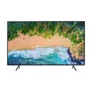 """Samsung 49"""" 49NU7102 4K UHD LED TV, SMART, HDR, 1300 PQI, Mirroring, DLNA, DVB-T2CS2, WI-FI, 3xHDMI, 2xUSB, Black"""