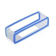 Walmeck- Funda protectora para altavoz BT Audio Silicona Fundas de transporte Multicolor Opcional a prueba de polvo Compatible con Bose SoundLink Mini 2 Azul