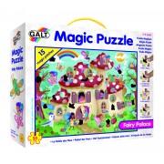 Magic Puzzle Palatul zanelor 50 piese Galt