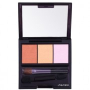 Shiseido Eyes Luminizing Satin trío de sombras de ojos tono BR 214 Into the Woods 3 g