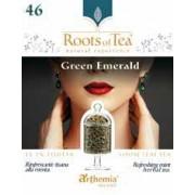Ceai de frunze Green Emerald 40 g