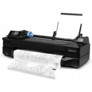 HP ploter DesignJet T120 24-in CQ891C