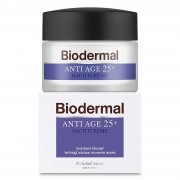 Biodermal - Anti Age Nachtcrème 25+ - 50 ml