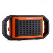 Poolboy Bluetooth-Lautsprecher Orange USB AUX Wasserdicht Stoßfest