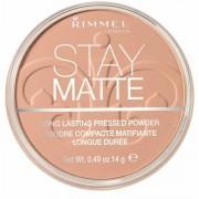 Rimmel Stay Matte Pressed Powder 007 Mohair 14 g Powder