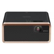 """Videoproiector Epson EF-100B, 3LCD, HD ready, 16:10, 2.500.000:1, sursa laser, dimensiune maxima imagine 150"""", distanta maxima de proiectie 1.81 m"""
