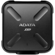 ADATA ASD700 256 GB External Solid State Drive(Black)