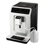 Espressor automat Krups Evidence EA893C10, 1450 W, 15 bari, rezervor cafea boabe 260 g, rezervor apa 2.3 l, functie aburi, detector calcar (Negru/Inox)