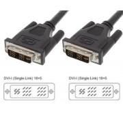 Cavo DVI analogico/digitale M/M Single Link 1,8 m (DVI-I)