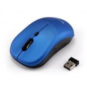 Mouse Wireless 1600dpi WM-106BL Blueberry Blu
