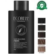 Ecobell Fibras Capilares 50 gr 02 Dark Brown Castaño Oscuro