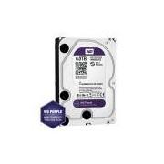 HD Western Digital 6TB WD Purple Surveillance SATA 64MB Cache IntelliPower - WD60PURX