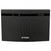 Router wireless D-LINK N300 Easy GO-RT-N300, 300Mbps, WAN, LAN, negru