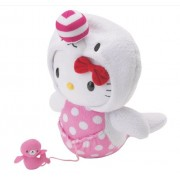 "Hello Kitty 8"" Plush: Seal"