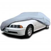 Carpa Funda Cubre Auto Suv Premium Con Felpa - Gris