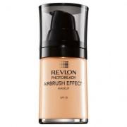 Revlon Base Photoready Airbrush Effect Makeup Medium Beige SPF 20 30ml - Feminino-Incolor