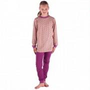 4Care Pyjama Enfant - Fermeture éclaire au dos - 4Care
