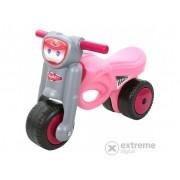 Motocicleta fara pedale, roz