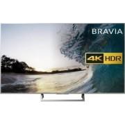 Televizor LED 164cm Sony 65XE8577 4K UHD Smart Tv Android Silver