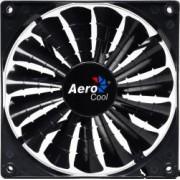 Ventilator Aerocool Shark Black 12 cm