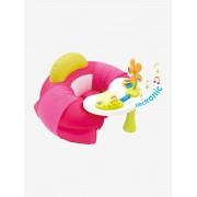 SMOBY/COTOONS Assento Cotoons cosy seat, da SMOBY rosa vivo liso com motivo