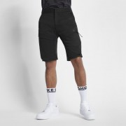 Short tissé Nike Sportswear Tech Pack pour Homme - Noir