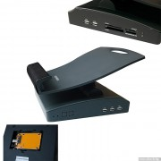 Notebook Stand, SWEEX DS023 4XUSB+HDD BAY