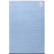 Seagate Backup Plus Slim 2 TB External Hard Disk Drive(Light Blue)