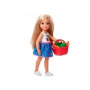 Barbie Chelsea Y Su Huerto