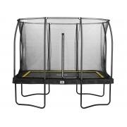 Salta Trampolines Comfort Edition Vierkant - 214 x 305 cm - Zwart