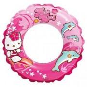 Colac copii Hello Kitty 3ani+ diametru 51cm