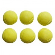Exclusive set of 6 tennis ball