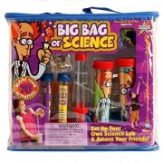 Be Amazing Toys 2FSteve Spangler Awesome Big Bag of Science Kit- 12H x 13W x 4D by BE AMAZING TOYS/STEVE SPANGLER