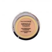 Max Factor Miracle Touch Skin Perfecting fondotinta molto coprente SPF30 11,5 g tonalità 043 Golden Ivory donna