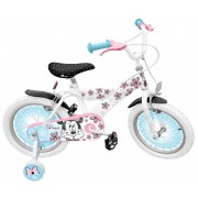 Bicicleta Stamp Mash-Up Minnie 16 inch