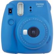 Fujifilm Instax Mini9 - Blu Cobalto - Fotocamera a Pellicola Istantanea - 2 Anni Di Garanzia in Ital