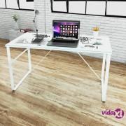vidaXL Pravokutni stol s tiskanom površinom, karta svijeta