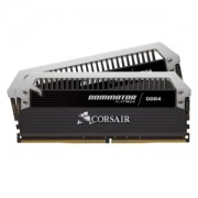 Memorie Corsair Dominator Platinum 16GB (2x8GB) DDR4 2666MHz 1.2V CL15 Dual Channel Kit, CMD16GX4M2A2666C15